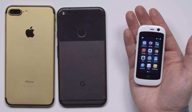 Jelly Pro 全球首款 極細4G智能手機28