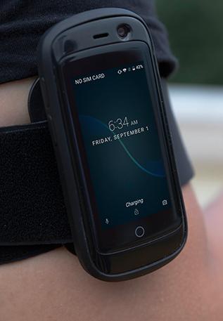 Jelly Pro 全球首款 極細4G智能手機40