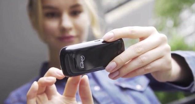 Jelly Pro 全球首款 極細4G智能手機5