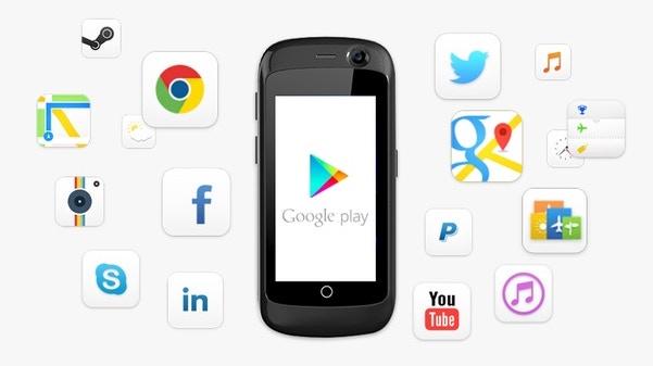 Jelly Pro 全球首款 極細4G智能手機7
