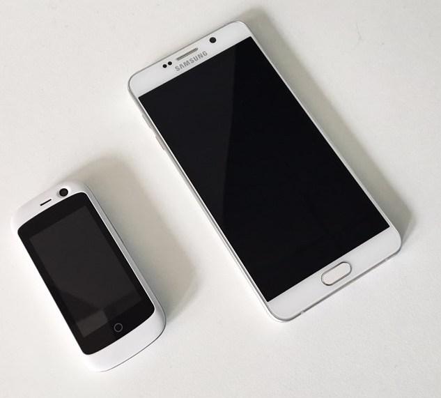 Jelly Pro 全球首款 極細4G智能手機8