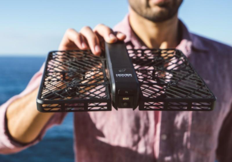 HoverCameraPassport自動追蹤航拍機32