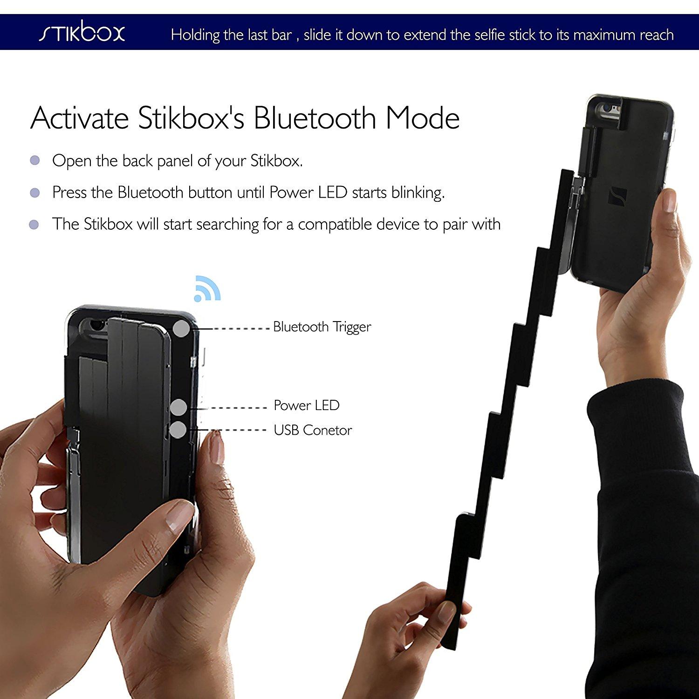 Stikbox 自拍神器手機殼 香港台灣澳門 8