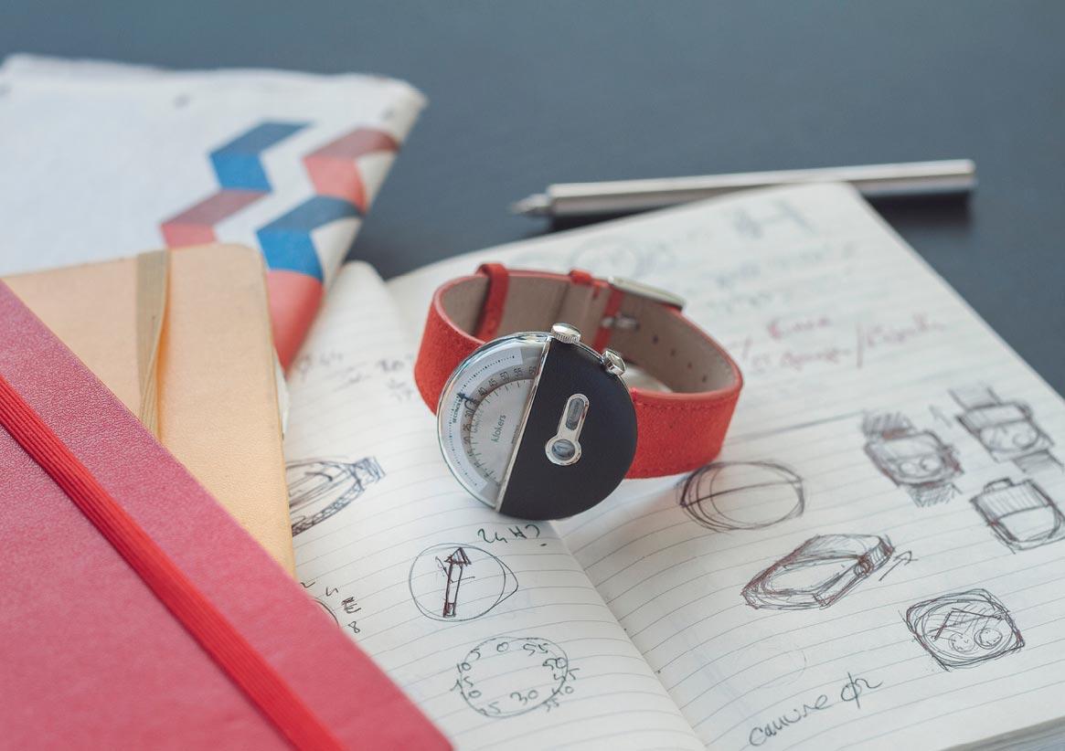 klokers KLOK-02 復古時尚手錶10