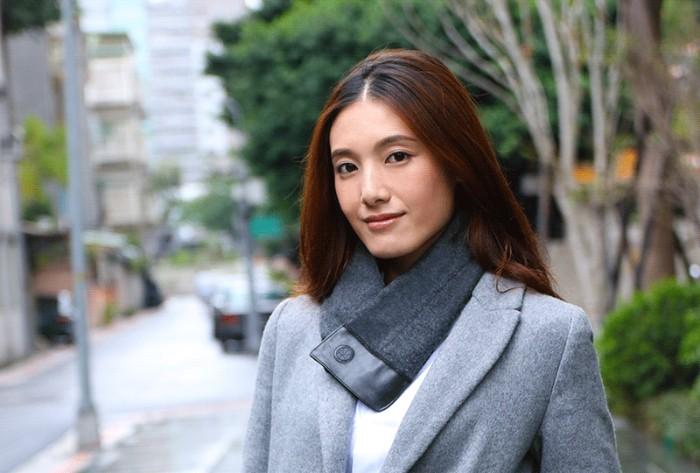 台灣SUSTAIN發熱圍巾18