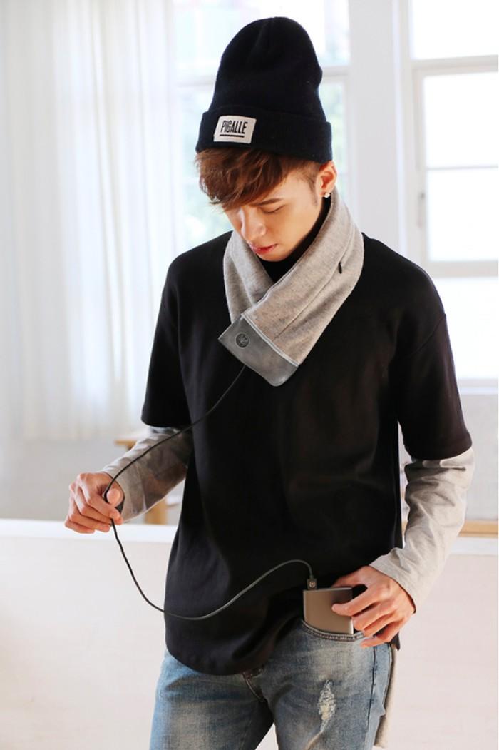 台灣SUSTAIN發熱圍巾22