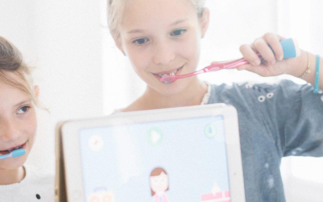 奥地利 Playbrush 打機牙刷13