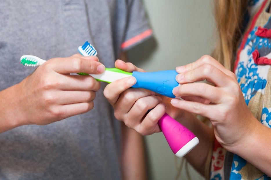 奥地利 Playbrush 打機牙刷9