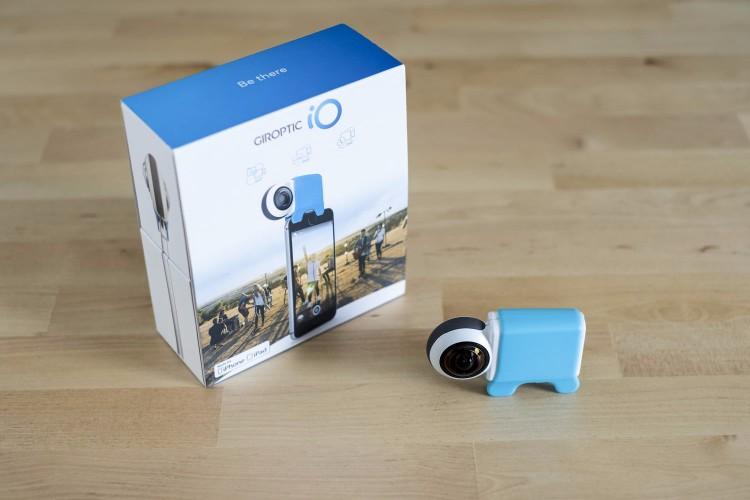 法國 Giroptic IO 360°全景攝像鏡頭16