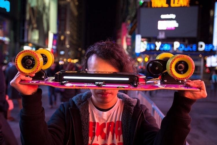 美國 Blink 遙控電動滑板10