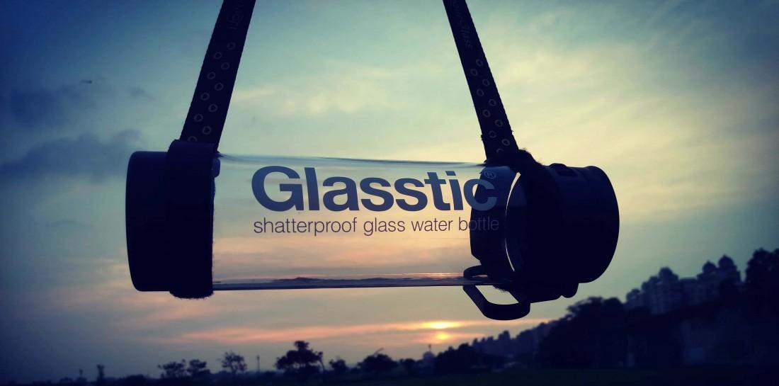 美國 Glasstic 安全防護玻璃運動水瓶23