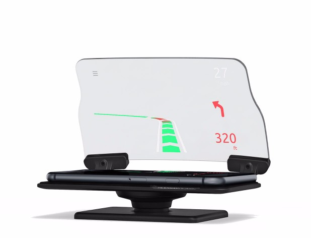 美國 Hudway Glass 駕車抬頭顯示器26