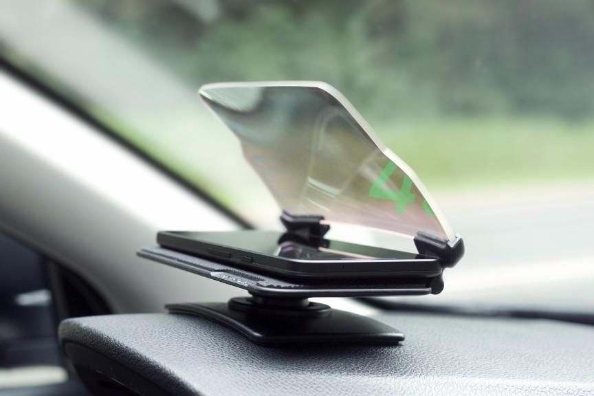 美國 Hudway Glass 駕車抬頭顯示器36