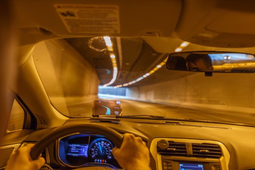 美國 Hudway Glass 駕車抬頭顯示器43