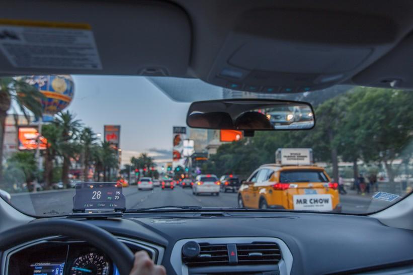 美國 Hudway Glass 駕車抬頭顯示器46