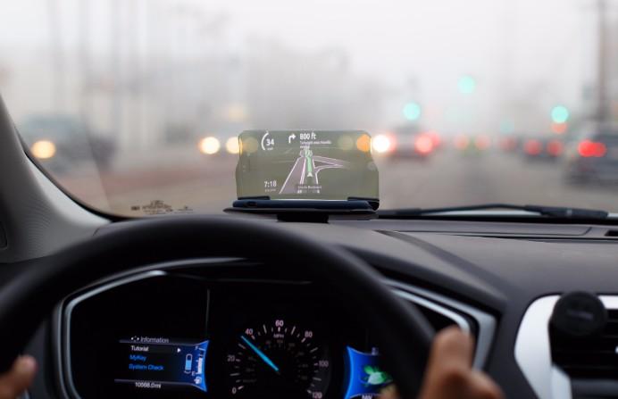 美國 Hudway Glass 駕車抬頭顯示器55