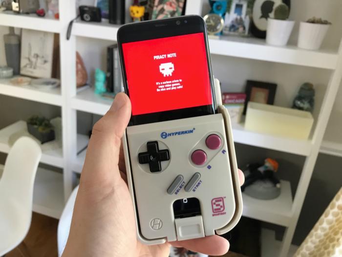 美國 SmartBoy 智能Gameboy手機盒25
