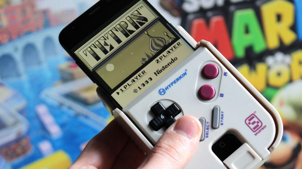 美國 SmartBoy 智能Gameboy手機盒4