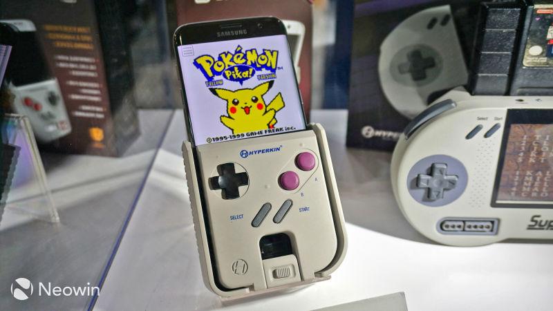 美國 SmartBoy 智能Gameboy手機盒5