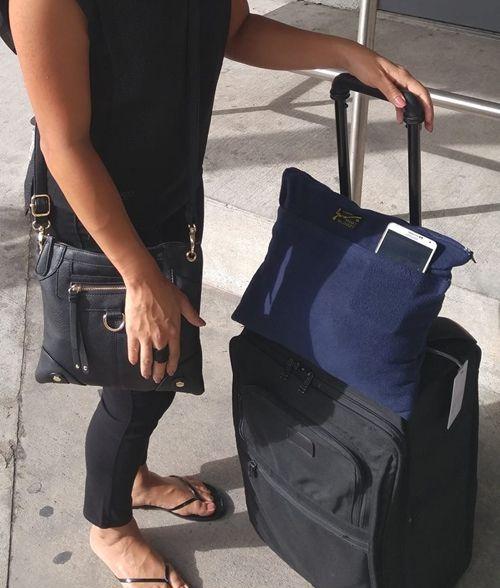 美國 Smartblanket 便攜旅行毯16