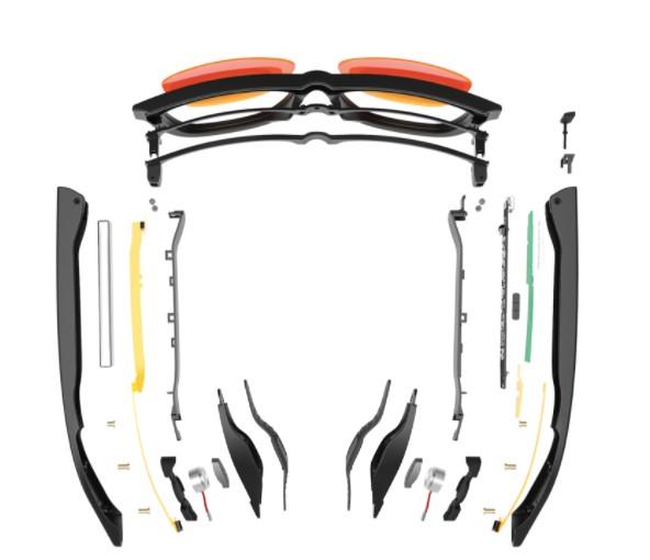 美國 Zungle 骨導傳聲太陽眼鏡 feature