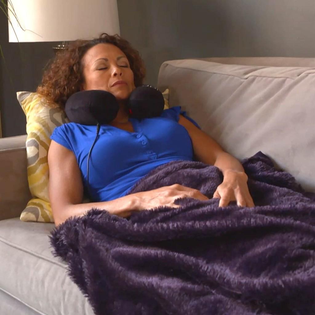 美國 dpl 舒緩酸痛僵硬紅外線頸枕9
