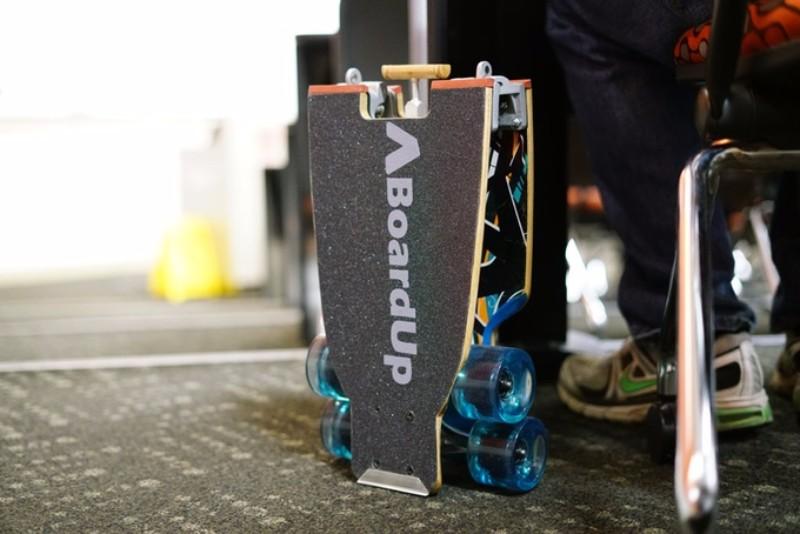 美國BoardUp摺疊滑板10