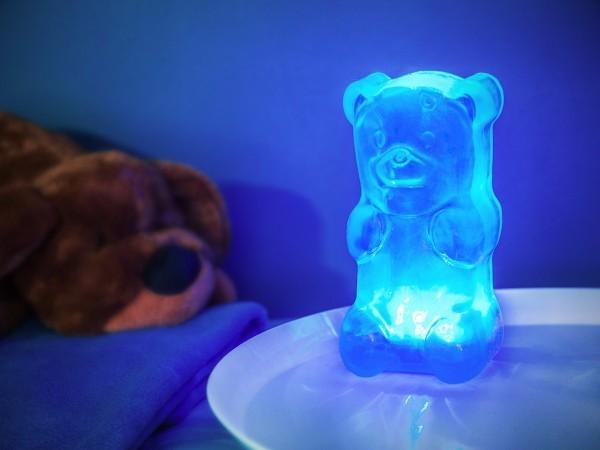 美國GUMMY BEAR 小熊軟糖夜燈01
