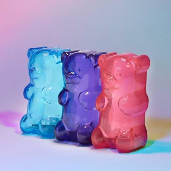 美國GUMMY BEAR 小熊軟糖夜燈05