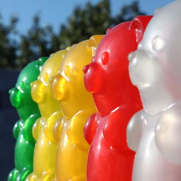 美國GUMMY BEAR 小熊軟糖夜燈21