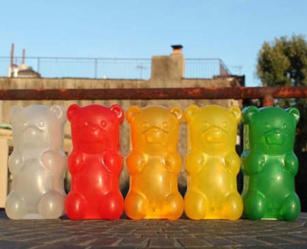 美國GUMMY BEAR 小熊軟糖夜燈23