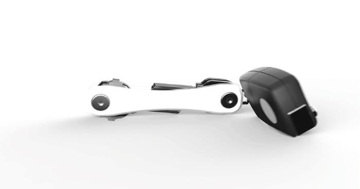 美國KeySmart Pro智能追蹤鑰匙收納器7