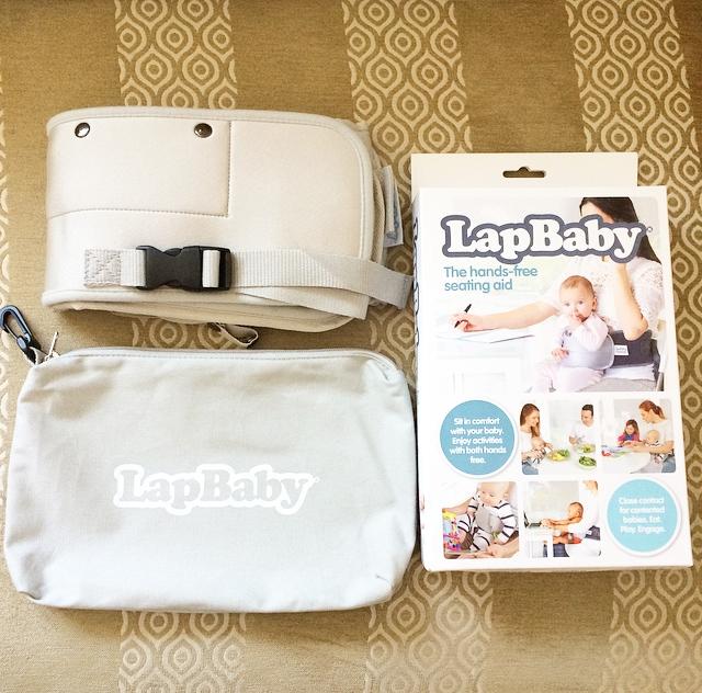 英國 Lapbaby 嬰兒安坐帶8