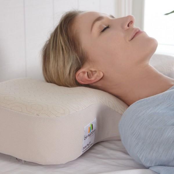 韓國 Dual Plus 護頸枕頭1