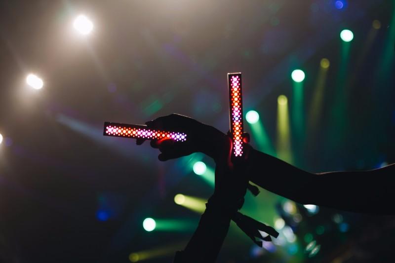 韓國Mstick智能LED螢光棒01
