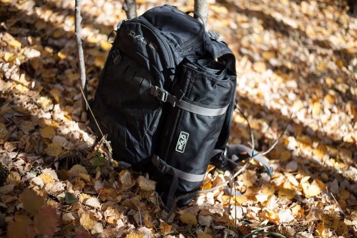 1美國Rolo Bag 捲式行李袋