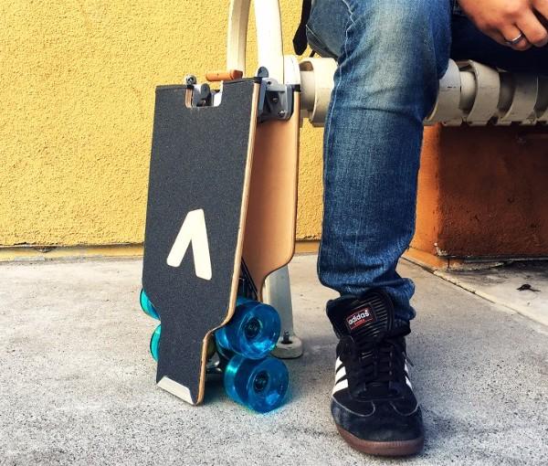 美國BoardUp摺疊滑板cover
