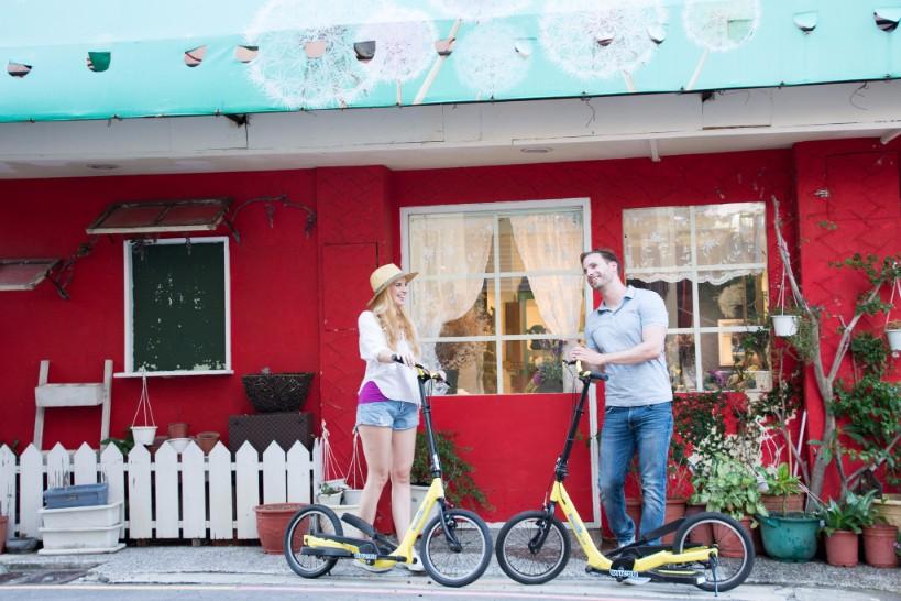 DSC_6359Stepwing 健身單車