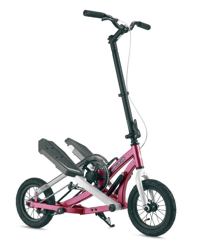 G1 pink Stepwing 健身單車