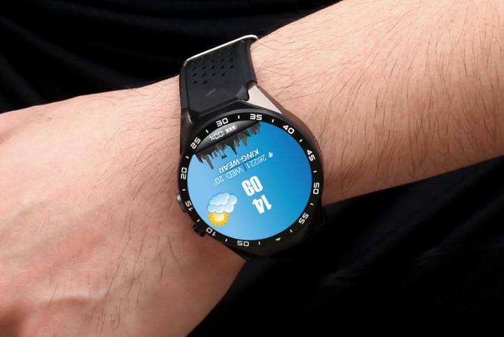 KingWear 高清攝像智能手錶4