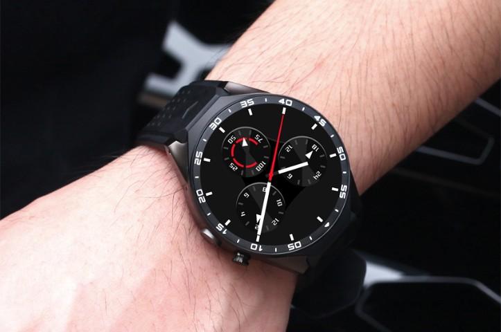 KingWear 高清攝像智能手錶6
