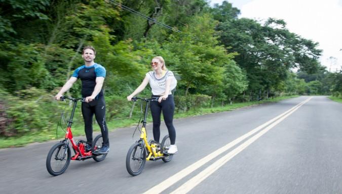 Stepwing 健身單車2