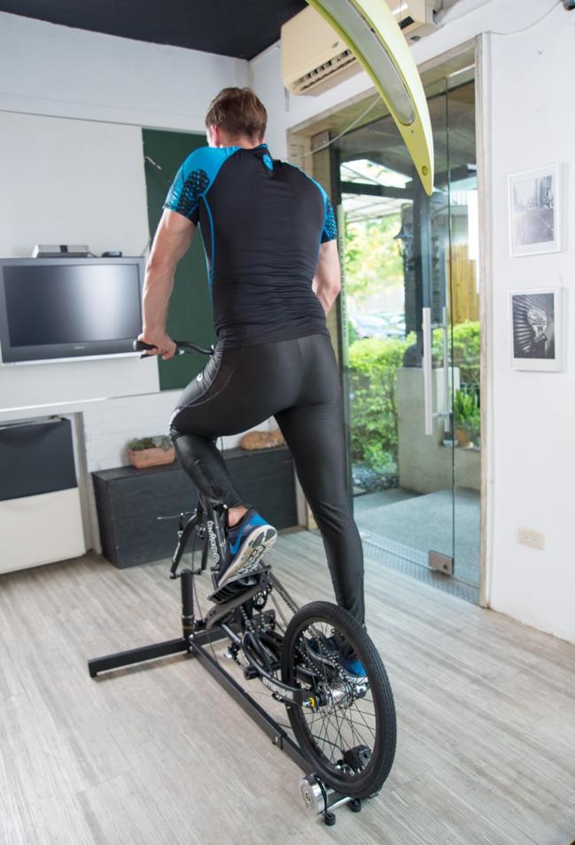 Stepwing 健身單車4