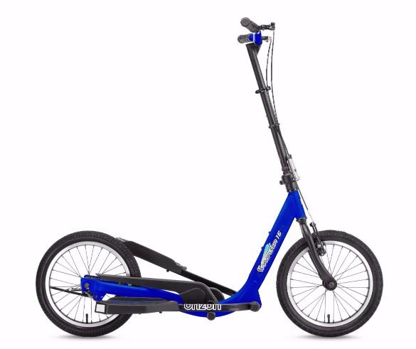 W16- blue-1Stepwing 健身單車