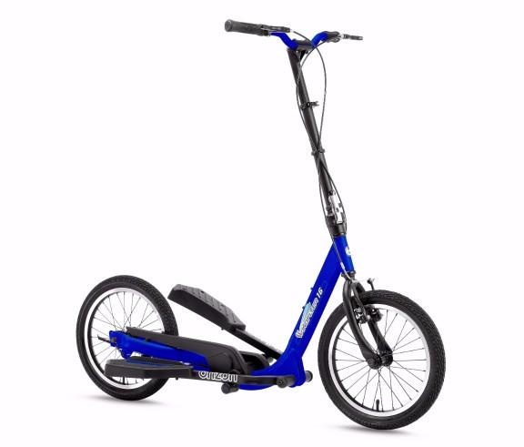 W16- blueStepwing 健身單車