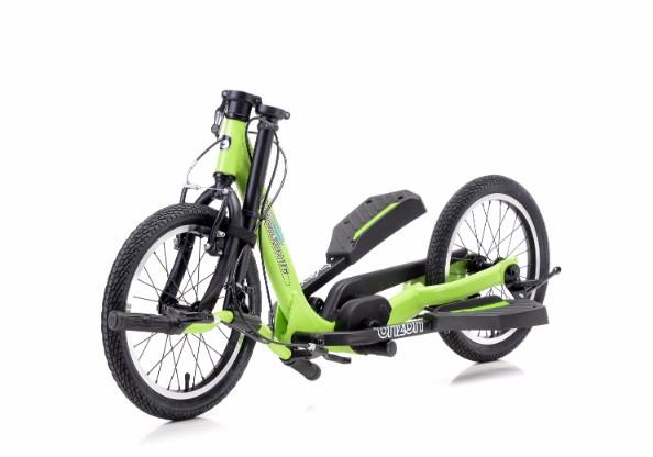 W16-foldingStepwing 健身單車