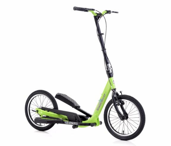 W16-greenStepwing 健身單車