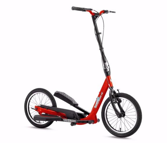 W16- redStepwing 健身單車