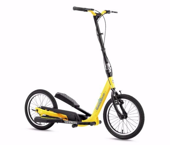 W16-yellowStepwing 健身單車