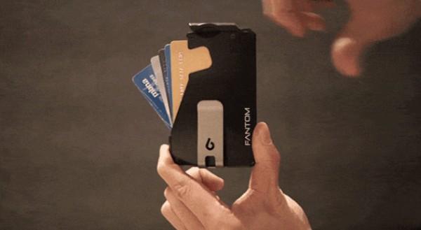 加拿大 Fantom 隱藏硬幣卡片最薄銀包03
